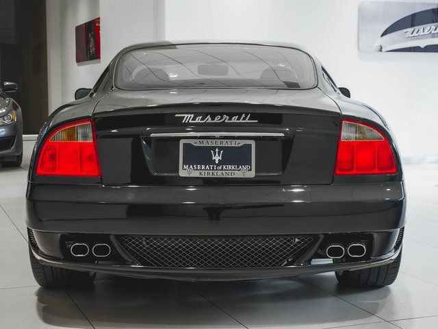 Pre-Owned 2006 Maserati GranSport LE