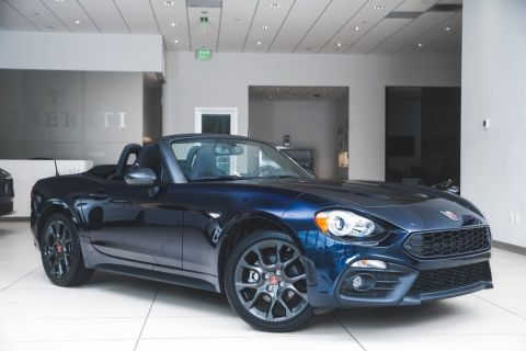 Pre-Owned 2018 FIAT 124 Spider Abarth